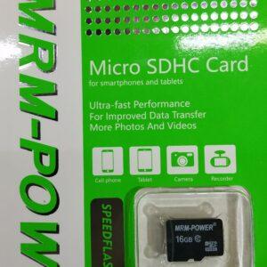 Карта памяти 16 GB mrm power