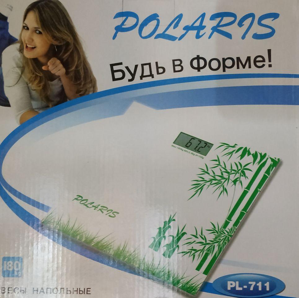 Весы напольные Polaris pl-711