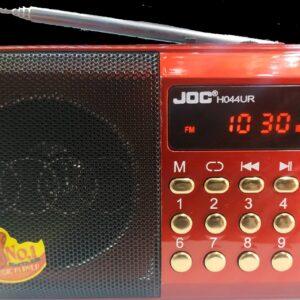 Цифровой проигрыватель / FM-радио
